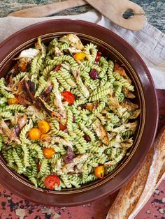 You searched for pastasalat - Mat På Bordet Recipe Boards, Paella, Meal Prep, Nom Nom, Bacon, Picnic, Food And Drink, Pizza, Tapas