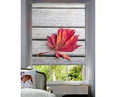 Jaluzea tip rulou Carmine Leaf cm - Vivre. Concept, Curtains, Decor Ideas, Polo, Home Decor, Products, Blinds, Polos, Decoration Home