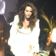 Lana Del Rey in San Francisco