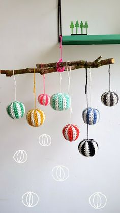 ingthings: Kind of Xmass balls DIY