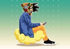 Goku x Air Jordan