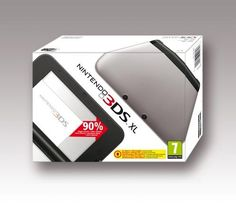 Nintendo 3DS XL - Lägsta pris 1941:-