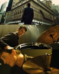Whiplash Director - Damien Chazelle Cinematographer - Sharone Meir