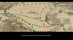 Explicación del comercio marítimo en el siglo XVIII. No se puede entender el Siglo de las Luces sin entender su economía.