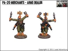 PA-20 Merchants - Arms Dealer (1)