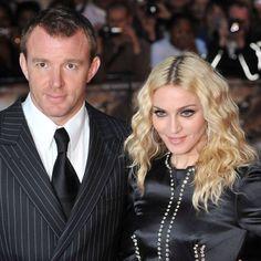 Madonna e Guy Ritchie brigam na justiça pela guarda do filho