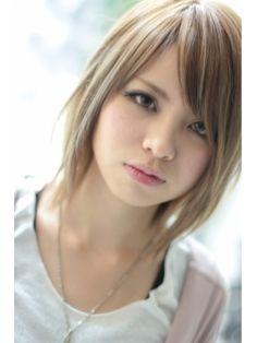 すっきり春らしく - ヘアスタイル・髪型・ヘアカタログ [キレイスタイル]