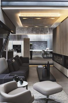 Fifty Shades of Grey - Home inspirations for Men