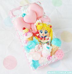 CUSTOM MADE  Sailor Moon Kawaii Whipped by JoliePetiteDecoden