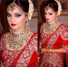 #makeup on this gorgeous bride#smokey#blackgold#pigments#glitter#lashes#mykindamakeup#brides#makeuplove#makeupaddict#makeupandhair#makeupartistdelhi#makeupartist_worldwide#bridalmakeup#bridalmakeupartist#dressyourface#anastasiabeverlyhills#slave2beauty#wakeupandmakeup#indianbrides#beauty#artistry#love#makeupforever#makeuporn#makeupjunkie#mua#newdlehi by makeupaddict_jazz
