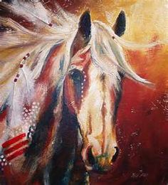 dreamcatcher horse