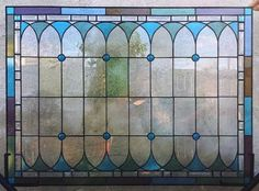 Stained Glass Window Panels | Custom Made Original Stained Glass Window Panels/ Custom Designed