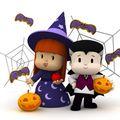 10 videos divertidos para Halloween: ¡Feliz Halloween Pocoyó!