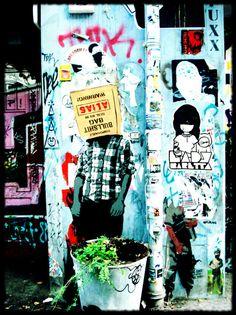 Berlin Streetart @ Elisandra