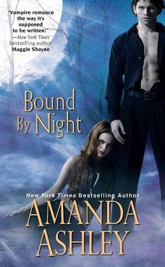 Amanda Ashley.  Cover isn't so hot, but good book!