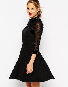 30 vestiti neri corti per l estate  2ca81a0ac0d