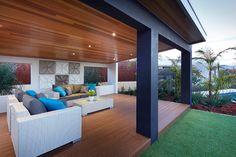 Display Home: The Meridian - contemporary - exterior - Perth - Ventura Homes