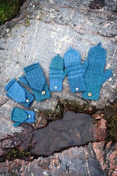 Baby Knitting Patterns, Knitting Ideas, Fingerless Gloves, Arm Warmers, Mittens, Diy And Crafts, Crochet, Knits, Fashion