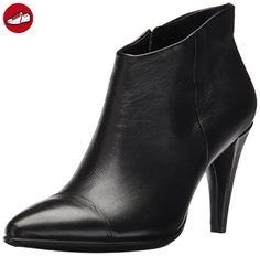 Shape 75 Pointy, Escarpins Femme, Noir (11001Black), 39 EUEcco
