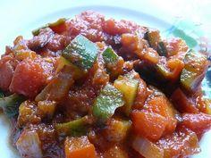 Pisto con verduras 1pp No Salt Recipes, New Recipes, Favorite Recipes, Spanish Food, Wok, Veggies, Cooking, Ethnic Recipes, Sweet