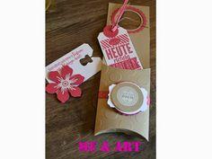 Me & Art: Flaschenanhänger