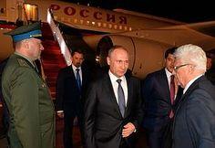 Президент России прибыл вАстану