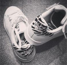 Stan Smith Adidas Originals Zebra