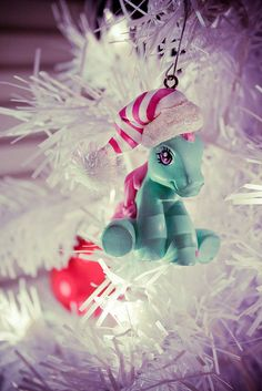 """My Little Pony - """"Minty"""" Ornament   Flickr - Photo Sharing!"""