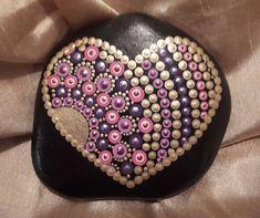 Another #heart rock #mandalastones#mandalalovers#rockart#dotting#mandalaworld#stoneart#stonemandala#rockpainting#stonepainting#meditation#mandalameditation#mandalaart#paintedrocks#arttherapy#therapeutic#mandala#mandalapassion#mandalas#stonemandalas#beachstones#homedecor#gardendecor#mandalaflowers#meditate#mandalatherapy#mandalalovers#heart#valentinesday#artsandcraftslovers#heartrock