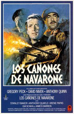 Sección visual de Los cañones de Navarone - FilmAffinity