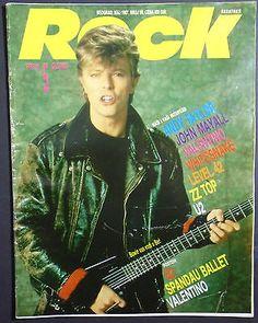 david bowie 1982 magazines - Google Search