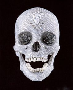 <For the Love of God> Damien Hirst
