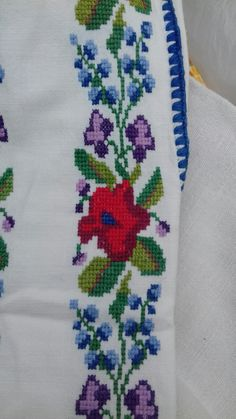Cross Stitch Patterns, Projects To Try, Clothing, Handmade, Crossstitch, Weekly Menu, Outfit, Hand Made, Craft