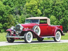 1932 Buick Series 90 Coupe Roadster | Motor City 2015 | RM Sotheby's