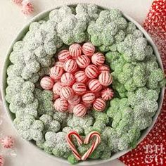 Create a delicious decorative wreath with Christmas spritz cookies. This is the tastiest holiday decoration you'll ever make!