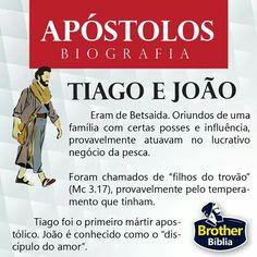 Tiago e João