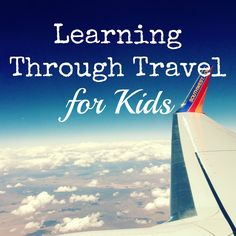 Learning through Travel for Kids - My Big Fat Happy Life The Ultimate Party Week 46