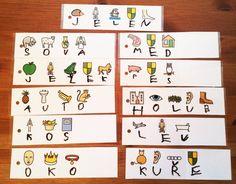 obrázkové hádanky Busy Bags, Calendar, Language, Teacher, Education, Holiday Decor, School, English, Speech Language Therapy