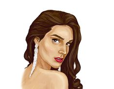 """Check out new work on my @Behance portfolio: """"portrait"""" http://be.net/gallery/61227521/portrait"""