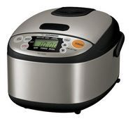 Buy this Zojirushi NS-LAC05XT Micom 3-Cup Rice Cooker and Warmer with deep discounted price online today.