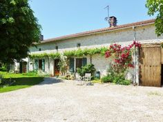 16350 Champagne-Mouton House - For Sale