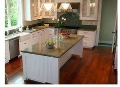 Costa Esmeralda granite. Looks like soapstone