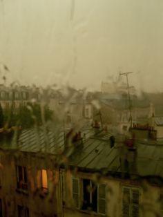 Rain Blur  By Undeplus