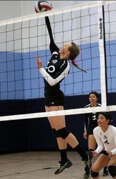 club volleyball girl