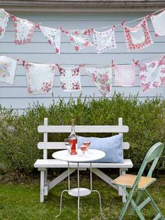 Photo: 22 warm-weather craft projects you can tackle in a flash: http://spr.ly/6180ljii