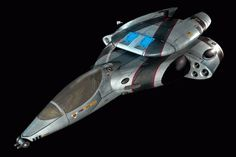 RPGGamer.org (Starships D6 / Panther Stealth Fighter)