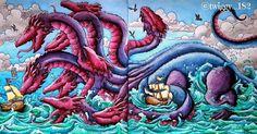 Mythomorphia  by: @kerbyrosanes  Van Gogh Watercolors, W&N Cotman Watercolors, Derwent Inktense, A. Durer #mythomorphia #mythomorphiacoloringbook #imagimorphia  #animorphia #animorphiacoloringbook #mythomorphia #imagimorphiacolouringbook #imagimorphiacoloringbook #kerbyrosanes #kerbyrosanesfan #adultcoloringbook #coloringbook #coloringforadults #coloringforgrownups #inktense #vangoghwatercolor #albrechtdürer #winsorandnewtonwatercolors #kolorowaniedladorosłych #kochamkolorować #kolorowa...