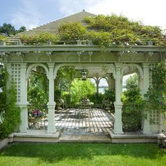 Restoring the Old Girl: Presenting...THE Arbour