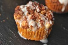 Pumpkin Coffee Cake Muffins Recipe