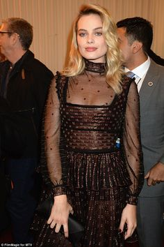 Bold move: Rocking a more edgier vibe, the 25-year-old stood out in a daring Victoriana-in...